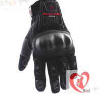 Free shipping Best motorcycle gloves biker riding racing gloves winter wear outdoor gloves Christmas gift