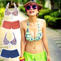 Hot Free shipping Bikini piece set