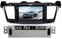 Car DVD For Peugeot 508 (2012) Car entertainment With GPS Car Radio Video CanBus Ipod ATV BT RDS 4G SD map