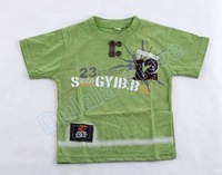 Free 1pcs/lot baby gift hot 2013 New Style Kids Clothes Boys T Shirt Children's t-shirts Baby Clothing