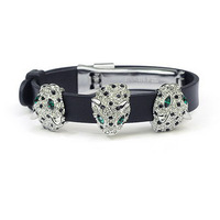 Yuki accessories bracelet Women bracelet hand ring crystal mohini leopard print watch buckle fashion quality