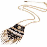 2014 Colares Femininos Jewelry Fashion Rivet Glaze Bag Pendant Long Necklace Female Chain Sweater Bulk Whole Sale Free Shipping