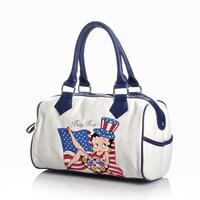 Betty boop BETTY women's handbag 2013 cartoon shoulder bag large capacity handbag