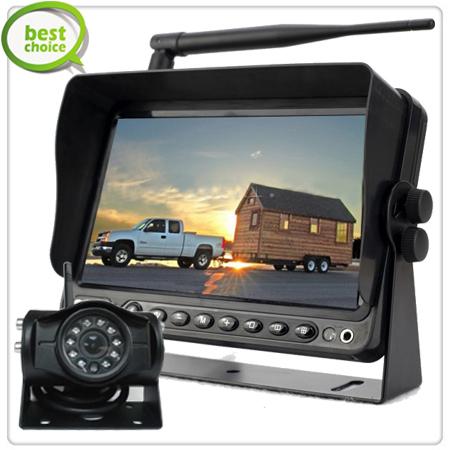 Камера заднего вида 7/tft LCD камера заднего вида blackview uc 07 black