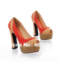 Free shipping Big Promotion!2013 new high heels shoes women high heel sandals size35-39