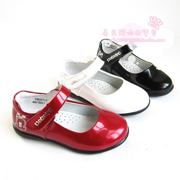 2013 BOB DOG child female child shoes children shoes female 61 dance shoes(China (Mainland))
