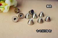 Sunflower Punk style Rivet Diy For bags shoes clothes rivet material punk rivet flat bucket screw