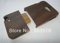 Hand-Carved  Natura Purel Wood Bamboo Hard Case Cover for Samsung Galaxy Note i9220 Environment Friendly