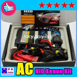 55W Slim ballast HID kit xenon H1 H3 H7 9005 9006 4300K 6000K hid xenon kit from professional HID manufacturer 6 sets per lot(China (Mainland))