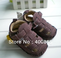 2013 anti-slip film at the end of frosted PU baby sandals, baby shoes Toddler shoes,baby footwear,Toddler sandals