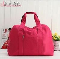 2013 large capacity nylon travel bag fitness sports portable mummy one shoulder cross-body bag luggage