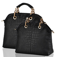 Free shipping brand lady hand bag free with pocket bag