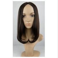Pear wig girls wig bobo medium-long stubbiness