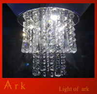 Free shipping K9 crystal  LED ceiling  lamp crystal light -02