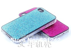 2013 HOT Factory Wholesale Colorful 4/4S Mobile Phone Case Fashion APP4 Mobile Shell In Common Use of APP4S,Free Shipping(China (Mainland))