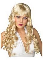Make-up female charm , gold blond fashion nobility 0107