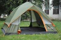 Outdoor family tent 3 - 4person Quick automatic opening tent