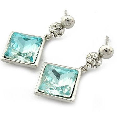 New Arrival fashion earrings 2013 Korean Hot Sale Unique Design Alloy with Glass woman earrings(China (Mainland))