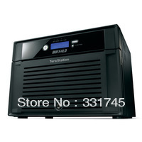 BUFFALO WS-6V12TL/R5-AP High-Performance 6-Drives RAID NAS Powered by Windows Network Storage(China (Mainland))