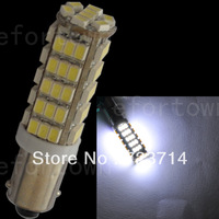 2pcs New Car BA9S T4W 68 3020-LED SMD White Corner Bulb Signal Light Sidelight 12V DC  for sample  shipping free