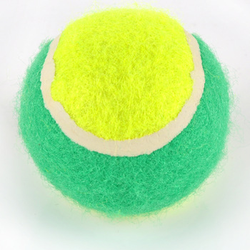 Dog toys tennis ball pet tennis ball single pet