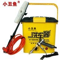 25L 60W Electric car wash device washing machine water gun portable car wash product household high pressure 1019