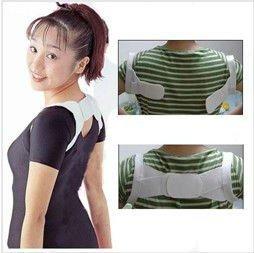 free shipping Back Posture Shoulder Support Band Belt Brace Corrector