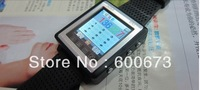 Free shipping watch mobile phone AK810 Touch Screen Unlocked AK810 Watch Mobile Phone with MP3 MP4 Bluetooth