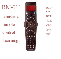 Chunghop RM-991 Universal Remote Control 3xAAA battery Learning Function Used For TV/SAT/DVD/CBL/CD/AC/VCR Free Shipping