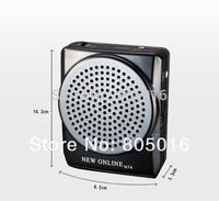 New Online N74 Teacher/Tour Guide Portable Waistband Voice Amplifier Microphone Speaker