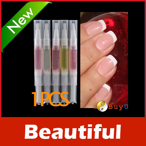 Nail Art Cuticle Revitaliaer Oil Treatment Soften Tool(China (Mainland))