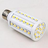 2014 Hot sale!Retail CE&RoHS 110-240v 360 degree 4w 5W 7W 10W 14W 18W 30W E27 e14 b22 5050 SMD Corn Light Bulb LED Lamp lighting