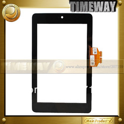 1000% original!! Original 7 inch Capacitive Google nexus 7 LCD touch screen digitizer panel(China (Mainland))