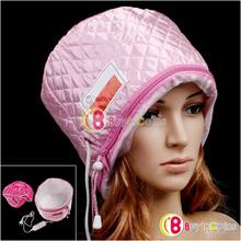 New Hair Thermal Treatment Beauty Steamer SPA Cap Nourishing Hair Care Hat [22377|01|01](China (Mainland))