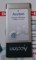 NEW  Accton AC-EW3101 Wirelessnetwork card pcmcia PCMCIA