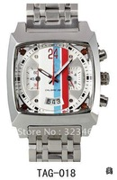 Brand New 36 caliber automatic Mens Wrist Watch Japan Movement white dial Stainless steel MON02