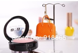 2013 newest brand handbag Creative silicon L v bag handbag dust plug headphone Jack Plug for apple iPhone / Samsung+ Retail(China (Mainland))