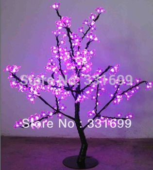 LED CHRISTMAS LIGHTED CHERRY TREE, XMAS TREE LIGHT HOME COMMERCIAL DECOR, FAIRY PARTY GRAND FESTIVAL CARNIVAL HOLIDAY DECORATION