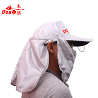 - - fishing sun hat belt breathable hole anti-uv hat fishing tackle fish