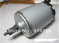DIY 12V Permanent magnet dc generator wind/hand/DIY power generation dc  motor