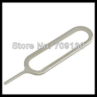 100pcs/lot Sim Card Eject Pin for iPhone 3GS iPhone 4S iPad