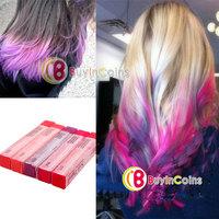 Пастель для волос 36 Colors Painting Fast Non-toxic Temporary Pastel DIY Hair Extension Dye Chalk #25022