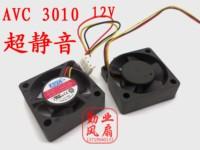 FANS HOME Original avc 3010 3cm ultra-quiet fan hard drive 12v 0.10a c3010s12l