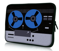 """Cassette 13""""Laptop Bag Case Cover For 13.3"""" Apple Mac Macbook Pro Air For HP Dell Sony"""