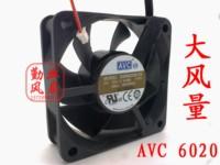 FANS HOME Avc 6020 6cm fan 12v 0.45a ds0620b12s dual ball