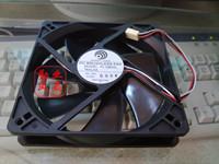 FANS HOME 12cm silent fan 12025 48v 0.08a pl12b48l dual ball