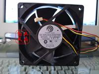 FANS HOME 12038 12cm12 fan 48v 0.32a pl13b48h