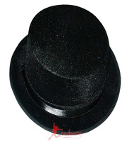 Dayses cos halloween magic hat fedoras carnival hat party hats jazz hat fedoras flannelet