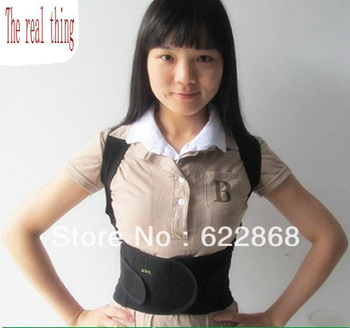 Free Shipping Correct Posture Corrector Vest Braces Back Support Belt high quality have The good effect 0083