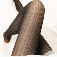 Only beautiful and comfortable show thin female silk socks